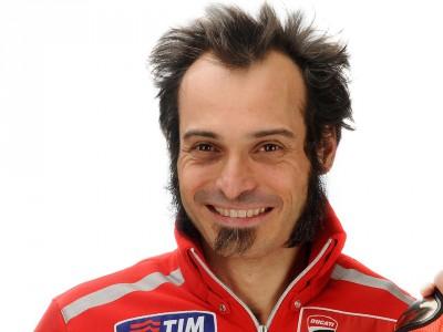 Guareschi se une al  Sky Team de Valentino Rossi