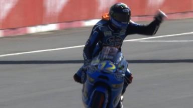 Álex Márquez s'offre sa première victoire au Japon
