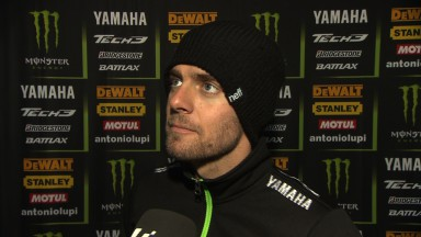 Brakes the talking point for Crutchlow and Smith