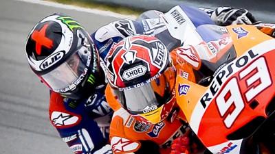 Marquez & Lorenzo: The numbers