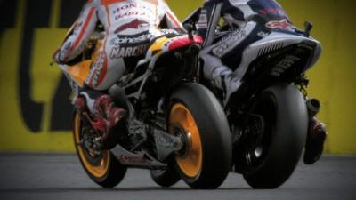 Márquez vs Lorenzo: Pulso hasta el final