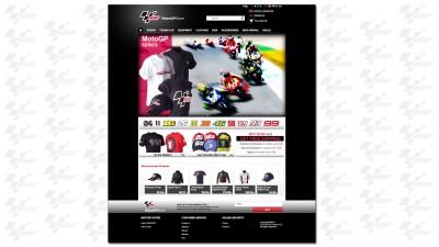 La nueva MotoGP Store ya está on line