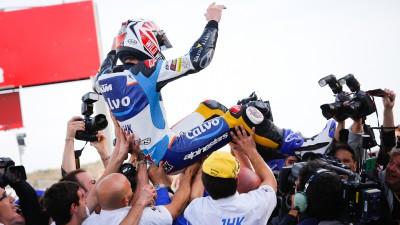Maverick Viñales: Campeón del Mundo de Moto3™