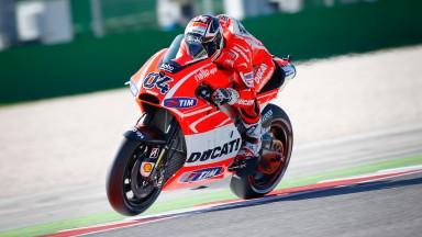 ドゥカティ、ドビツィオーソ&ヘイデン体制のラストレースに挑戦