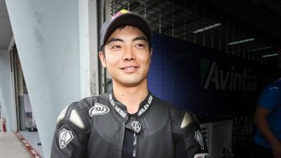 Hiroshi Aoyama completes Power Electronics Aspar 2014 line-up