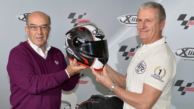 Nolan present limited edition X-Lite helmet
