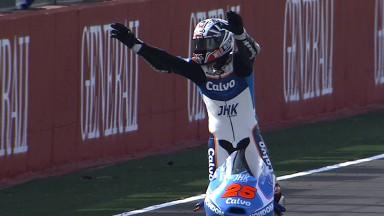 Viñales vainqueur à Valence et Champion du Monde