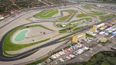 Sigue en directo el Test MotoGP™ de Valencia