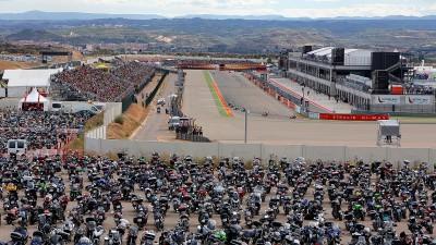 MotorLand elegido de nuevo como mejor organización del Mundial de MotoGP™