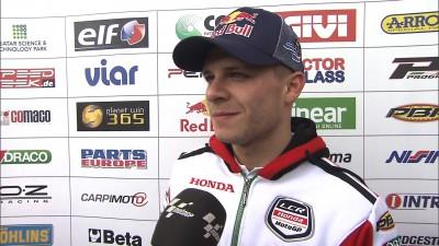 Bradl beendet Saison-Finale in Valencia auf Platz sechs