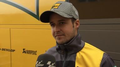 Lüthi : « En 2014, je veux récupérer ce que j'ai perdu cette année »