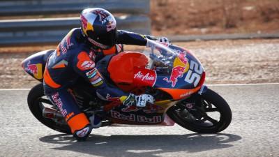 El Red Bull KTM Ajo cierra el año en Almería
