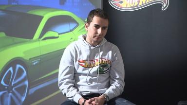 Lorenzo : « Je ne me projette pas au-delà de la saison prochaine »