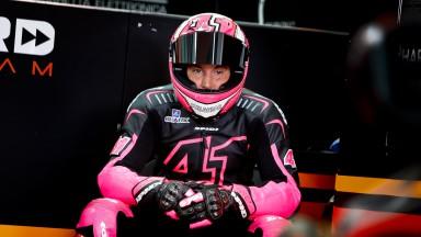A Post-season Catch-up: Aleix Espargaro