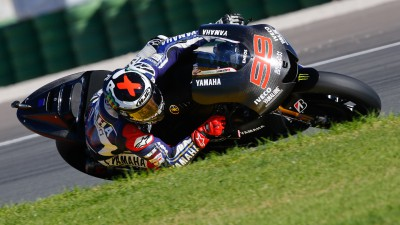 Lorenzo and Rossi sign off for 2013 in Valencia
