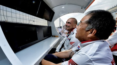 2013 debrief with Honda's Nakamoto and Suppo