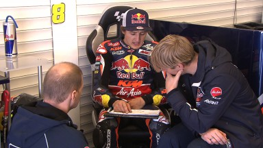 Miller once again on top in Jerez testing