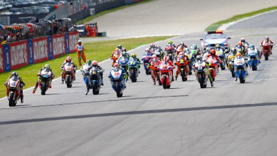 Provisional 2014 Moto2™ entry list