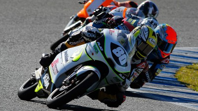 来季からフル参戦開始のマレーシア人ライダーがスペイン選手権で快走
