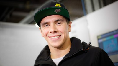 Interview mit Scott Redding