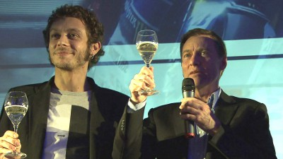 Interview mit Valentino Rossi
