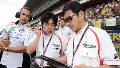 Yamada von Bridgestone blickt auf 2013 zurück