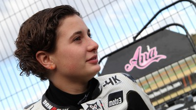 Ana Carrasco courra pour RW Racing GP en 2014