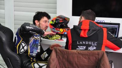 El SAG Racing Team confirma a Rossi y Warokorn para 2014