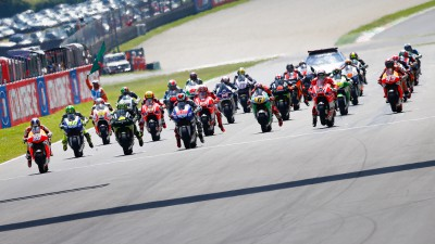 Provisional MotoGP™ entry list for 2014