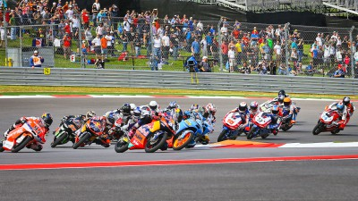 Provisional Moto3™ entry list for 2014