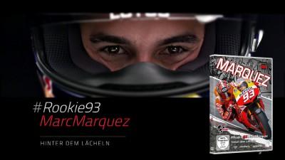 Jetzt erhältlich: Die neue MotoGP™-DVD 'Marc Marquez - Rookie#93'