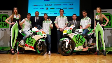 GO&FUN Honda Gresini launches for 2014