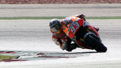 Marquez leads on opening day of Sepang test
