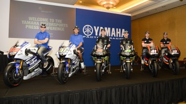Yamaha announces Global Racing Programme