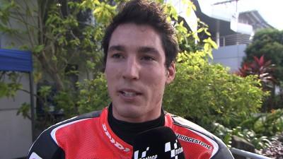 Aleix Espargaró coloca su moto 'Open' en el top cinco