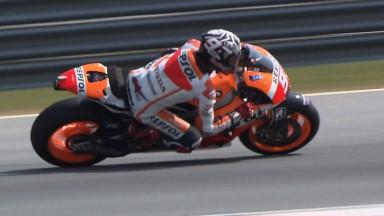 Marquez resta imprendibile, le Yamaha si avvicinano