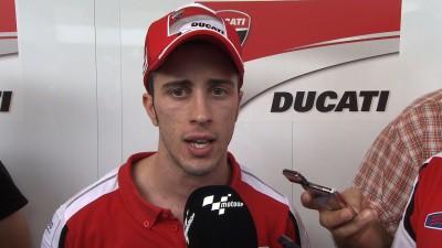 'Algunas satisfacciones' para Ducati en el cierre del Test