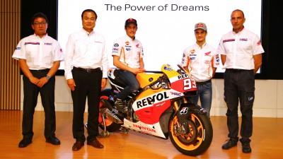本田技研が2014年モータースポーツ参戦体制を発表