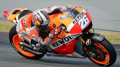 A February catch-up with Dani Pedrosa