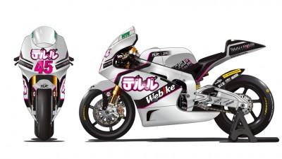 Nagashima replaces Nozane at JIR Moto2