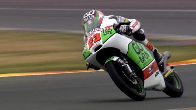 Antonelli sets pace on first day of testing