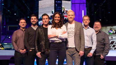 BT Sport announces MotoGP™ programmes and presenters