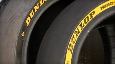ダンロップが軽量級にタイヤ種類識別法を導入