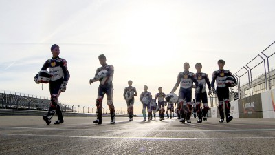 Shell Advance Asia Talent Cup riders complete Aragon test