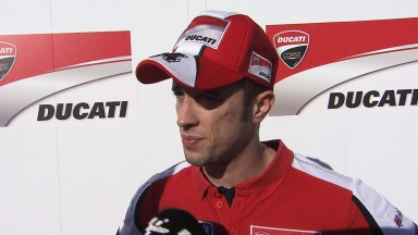 Questions marks remain for Dovizioso