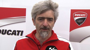 Dall'Igna 'very happy' with Ducati progress