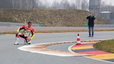 Sachsenring to alter turn 11 for 2014
