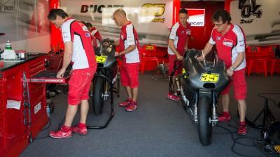 Javier Alonso spiega la proposta 'Factory 2' per la MotoGP™