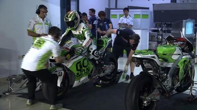 2º día de Test en Qatar: Las Honda responden