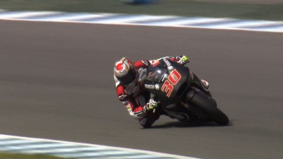 Nakagami in front again on second day of final Jerez test